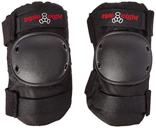 Triple 8 Saver Series Elbowsaver (Black, One Size Fits All)