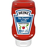 Heinz Tomato Ketchup, No Sugar Added, 13 Ounce