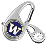 LinksWalker NCAA Washington Huskies - Carabiner Watch