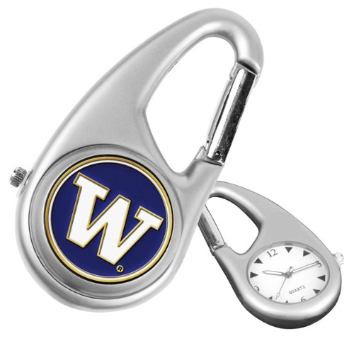 LinksWalker NCAA Washington Huskies - Carabiner Watch