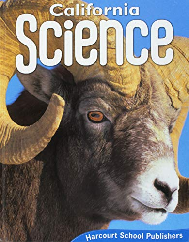 Harcourt School Publishers Science: Student Edition Grade 5ence 20 2008