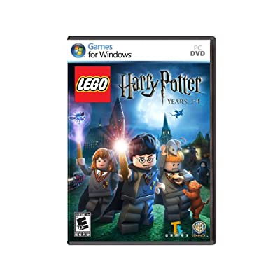 LEGO Harry Potter: Years 1-4 - PC: Video Games