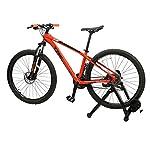 LJLYL-Rullo-per-Bicicletta-Coperta-Stand-Formazione-Biciclette-Variabile-A-Cavallo-Resistenza-Magnetica-A-7-Marce-per-26-29-Pollici-MTB-Bici-della-Strada
