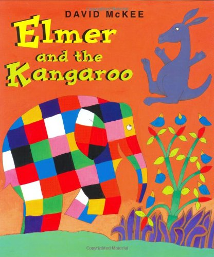 Download Elmer and the Kangaroo ebook