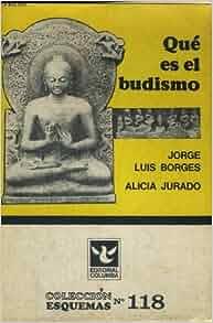 Que Es El Budismo (Spanish Version) (Coleccion Esquemas, 118): Alicia