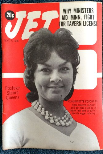 TODAY ONLY! $5.00 JET Magazine: May 7, 1964