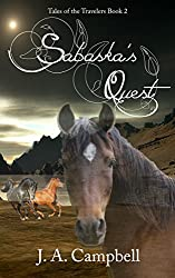 Sabaska's Quest (Tales of the Travelers Book 2)