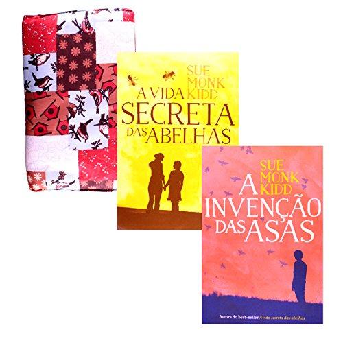 A Invenção das Asas + A Vida Secreta das Abelhas + Bolsa Porta-Livro