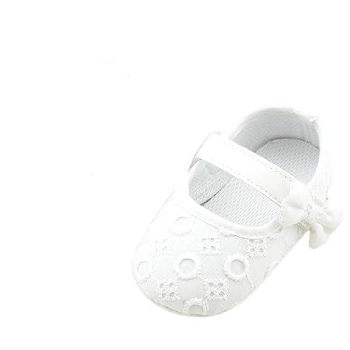 Zapatos Bowknot De Suave ®bebé Niña Cuna Bebé Suela ouneed FXXrwxAq