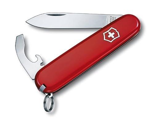 52 opinioni per Victorinox Coltellino tascabile, piccolo Bantam, Rosso (rot), Taglia unica
