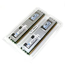 HP-IMSourcing 8GB Fully Buffered DIMM PC2-5300 2x4GB DDR2 Memory Kit