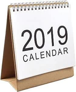 Roful Calendario de Calendario de Escritorio planificador 2018 ...