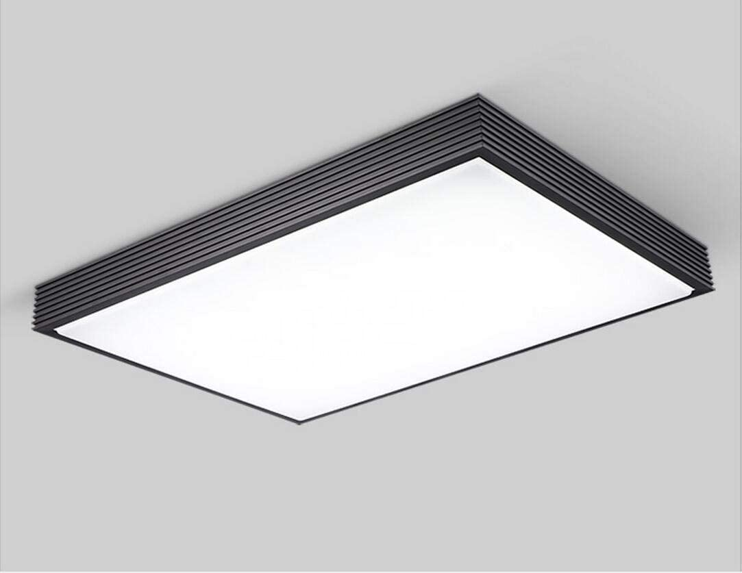 ZXL Lampenlicht, Deckenleuchten, Kronleuchter, Kuppelbeleuchtung Led Von Wohnzimmer Schlafzimmer Einfache Arbeitszimmer Lichter Lichter Lampen Restaurant Mode,80 * 80 cm 80 * 80 Cm