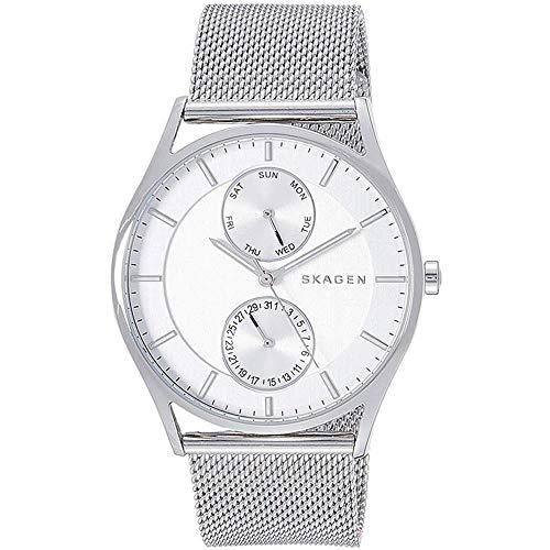 Skagen SKW1065 Holst Analog Silver Dial Men's Watch