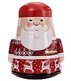 Walkers Shortbread Santa Claus Tin, 7.0 Ounce