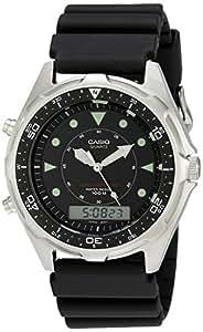 Casio Men's AMW320R-1EV Marine Analog-Digital Dive Watch