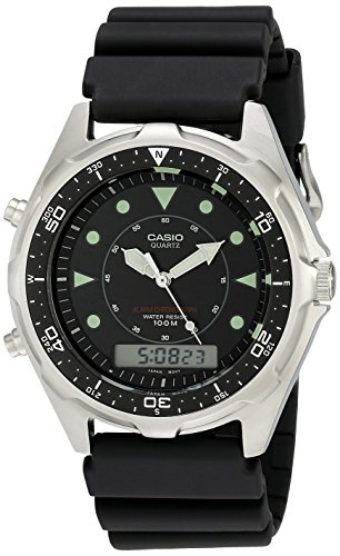 Casio AMW320R 1EV Marine Analog Digital Watch