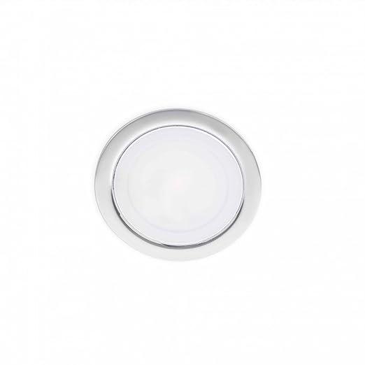 Faro Barcelona LED Mini 42911 - Empotrable (bombilla incluida) LED, 5W, metal