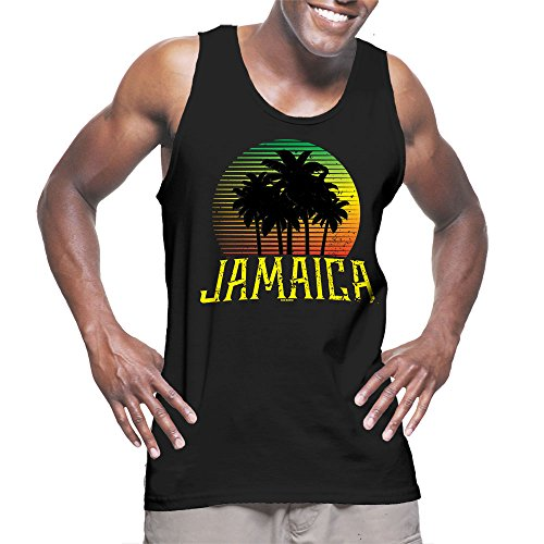 Mens Jamaica Rasta Coconut T shirt