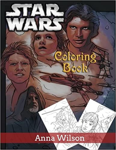 Amazon.com: Star Wars Coloring Book: Coloring Good and Evil ...