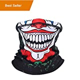 Balaclava Ski Face Mask - Motorcycle Face Masks Windproof Dust-Proof and UV Protect Face Mask - Balaclava Outdoor Mask for Out Riding Motorcycle Bicycle Fishing - Moisture-Wicking Performance Fabric