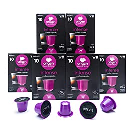 120 Cápsulas Nespresso Compatibles con Cafetera Nespresso – Cafe Intense