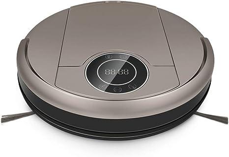 MIEMIE Robot Aspirador Óptimo Mascotas Sensores Dirt Detect para ...