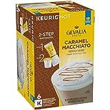 Gevalia Kaffe 2-Step Espresso Coffee Cups & Froth