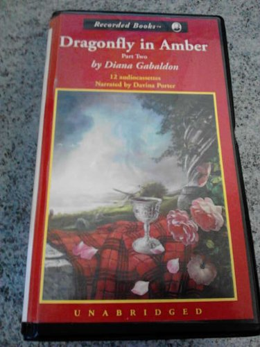 Dragonfly in Amber (Part 2) - Book #4 of the Le Chardon et le Tartan