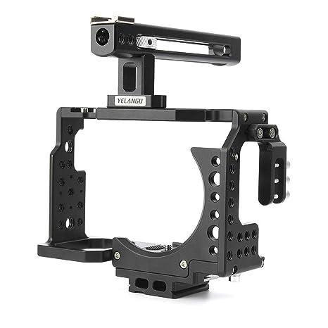 Mugast Accesorios de la cámara, Kit de Jaula de la cámara sin ...