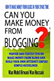 """WHAT IS A """"BLOG"""" AND """"BLOGGING""""? A blog is a sort of site that is normally arranged in sequential order from the latest """"post"""" at the top of the primary page to the older post towards the base. A blog (abbreviated from the expression """"weblog""""..."""
