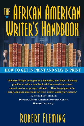 Search : The African American Writer's Handbook: How to Get in Print and Stay in Print
