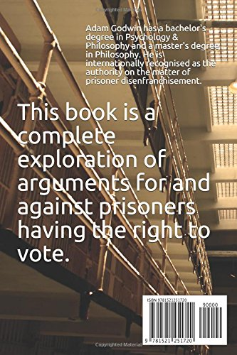 why should prisoners have the right to vote