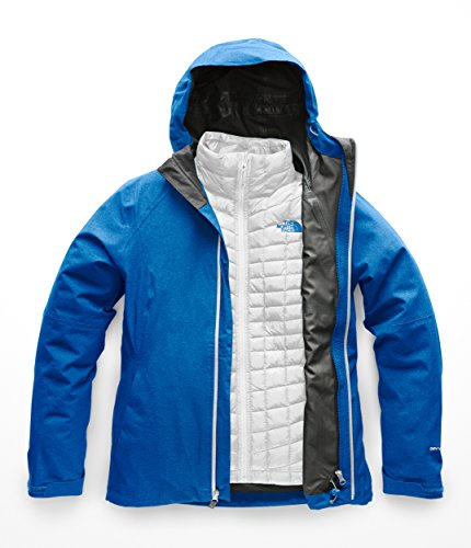 The North Face Thermoball Triclimate Jacket - Women's TNF Medium Grey Heather Small