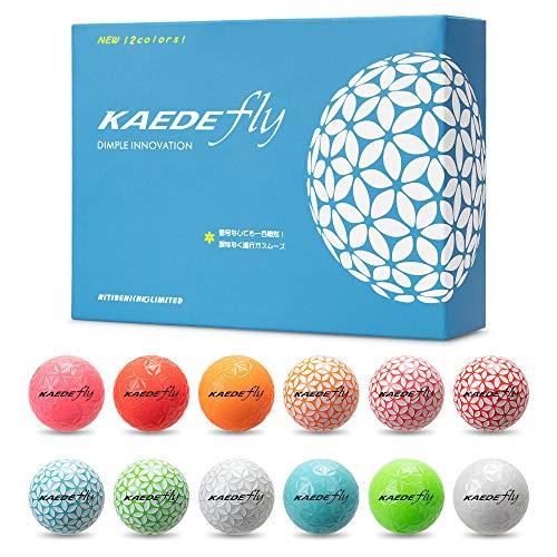 [골프공] KAEDE(카에데)  FLY 12색