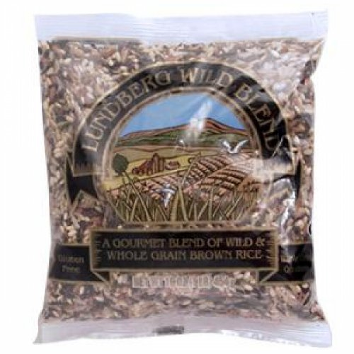 Lundberg Farms Wild Blend Rice (1x25lb) by Generic