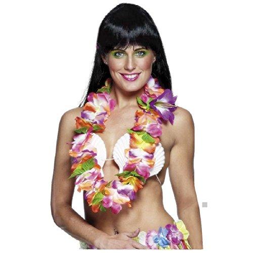 Deluxe Hawaiian Lei Luau Party Costume Accessory
