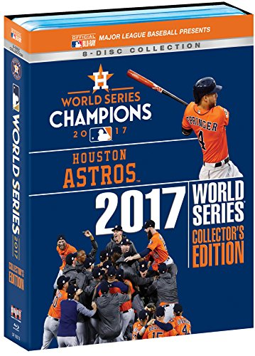 Houston Astros 2017 World Series Collector's Edition [Blu-ray] by Shout Factory