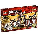 レゴ (LEGO) ニンジャゴー スピン術道場 2504