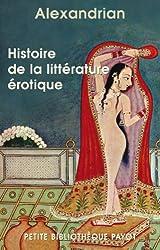 Histoire de la littérature érotique