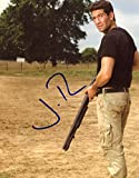 JON BERNTHAL - The Walking Dead AUTOGRAPH Signed 8x10 Photo B