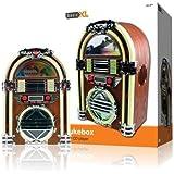 Basicxl JUKE BOX BXL-JB10 Radio/Radio-réveil Lecteur CD