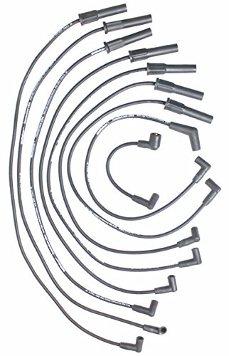 1442 Thundercore Ultra Spark Plug Wire Set (Mustang Insulated Boot)