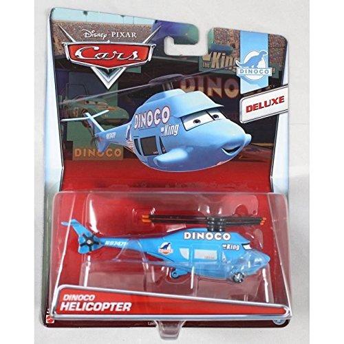 MATTEL Disney-Pixar `CARS` DELUXE 2015 `Dinoco Helicopter` マテル 「カーズ」 デラックス 「ダイナコ・ヘリコプター」の商品画像