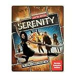 Serenity (SteelBook Edition) [Blu-ray + DVD + Digital Copy + UltraViolet] (Bilingual)