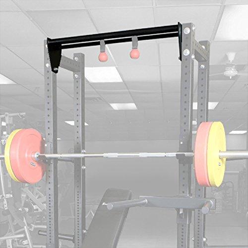 Body-Solid SPRDCB Half Cage SPR500 Dual Chin Bar by GymBasis