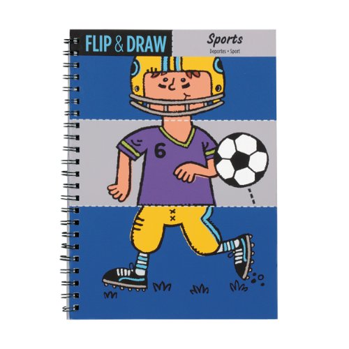 Mudpuppy Sports Flip and Draw