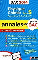 Annales ABC du BAC 2014 Physique-Chimie Terminale S