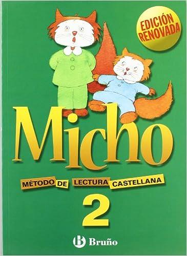 Micho 2 Método de lectura castellana - 9788421650691: Amazon.es ...