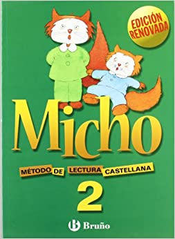 Micho 2 Método De Lectura Castellana - 9788421650691 por Pilar Martínez Belinchón epub
